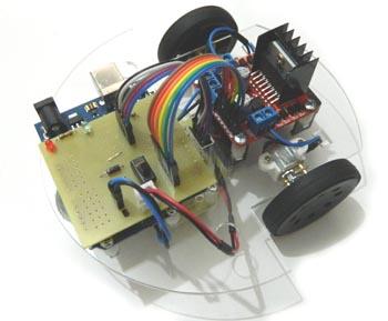 Arduino line follower robot for Robotic motors or special motors