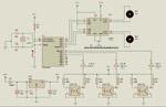 Çizgi İzleyen Robot Devre Şeması