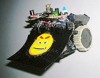 Mini Sumo Robot Eraser