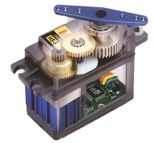 Servo Motors Types Properties Control