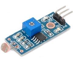 LDR Işık Sensörü Modülü