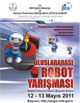 13 Uluslararası Meb Robot Yarışması 2019