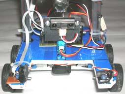 Fire-Bot hobby robot